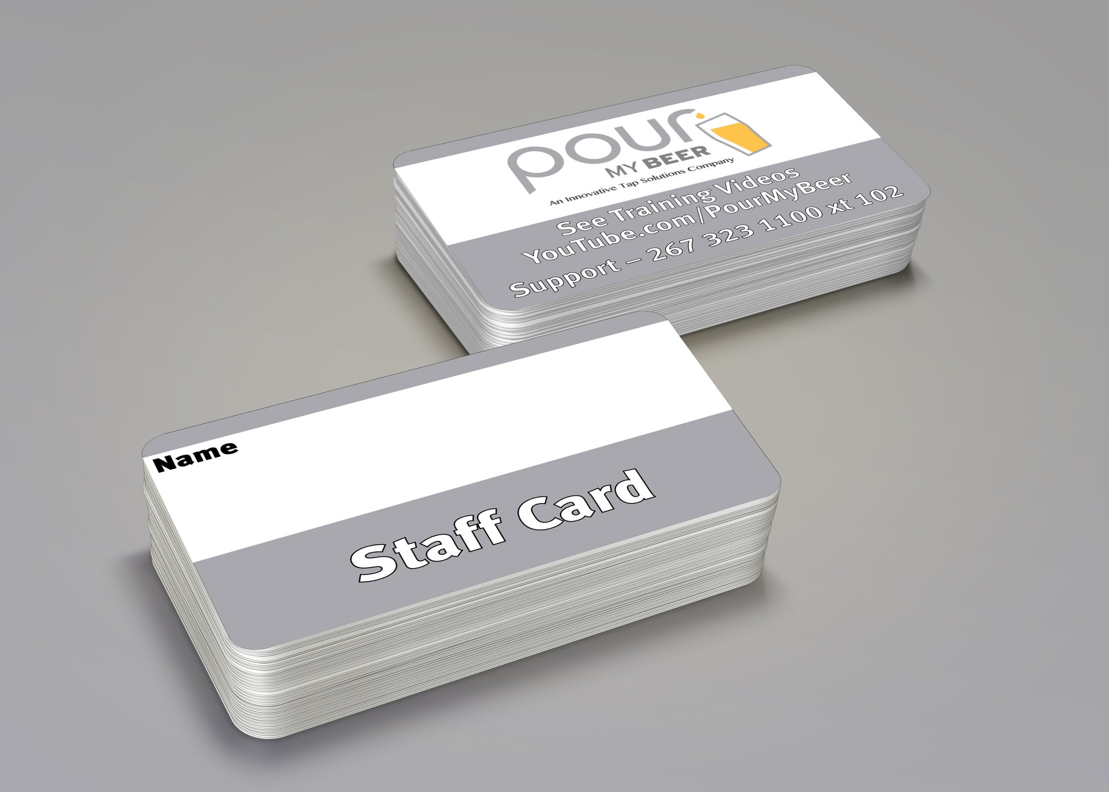 PMB staff card – pourmybeer.shop
